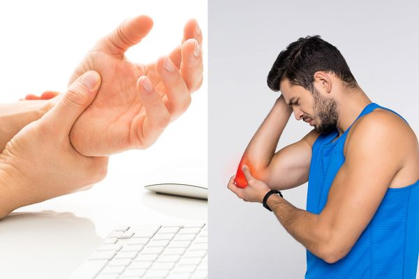 Carpal Tunnel / Tennis Elbow / Cyclist's Palsy
